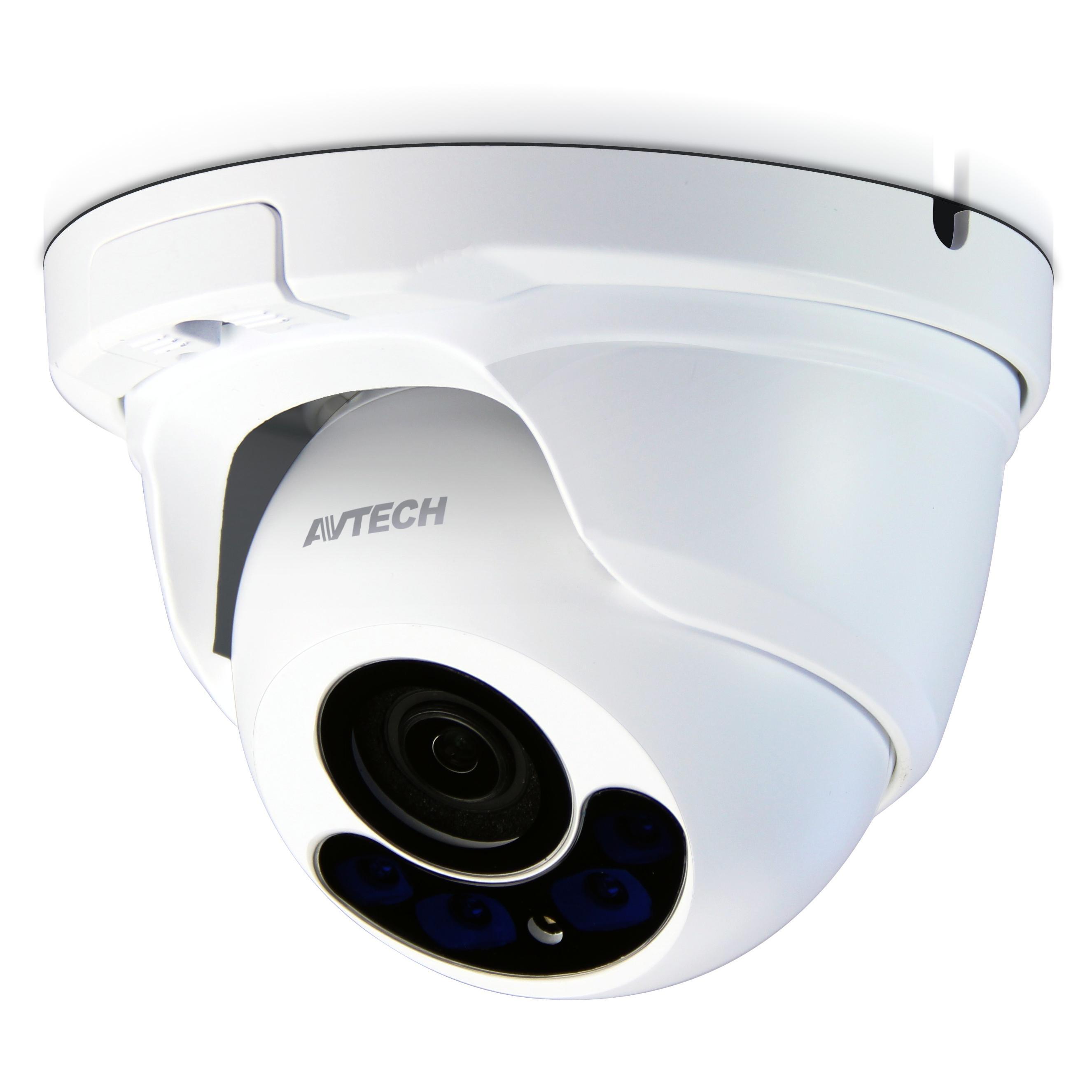 Telecamera Dome IP POE IR 2MP da Soffitto Parete IP66, DGM2323