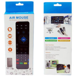 Telecomando con Mini Tastiera Air Mouse Wireless per Box Android