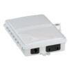 Terminale di testa FTTH per esterno IP65 2 porte