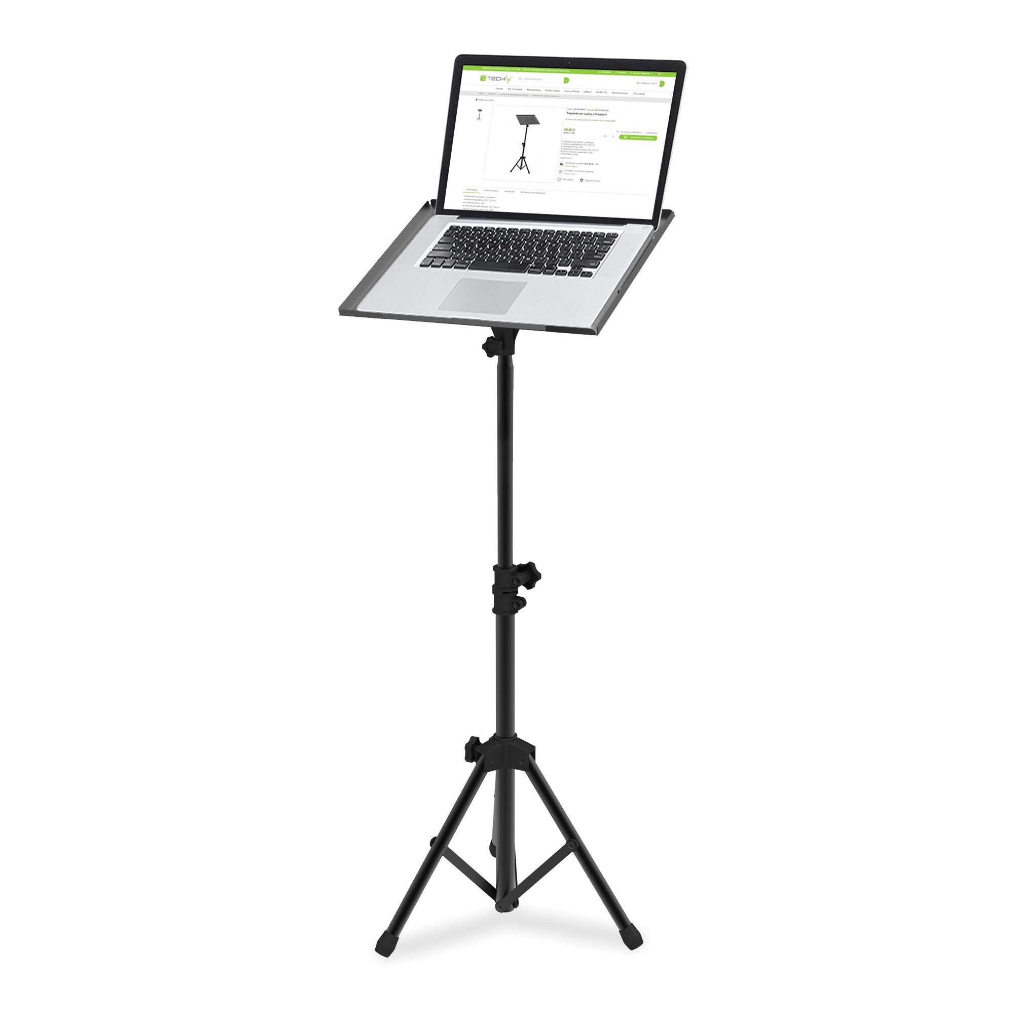 Treppiede per Laptop e Proiettori