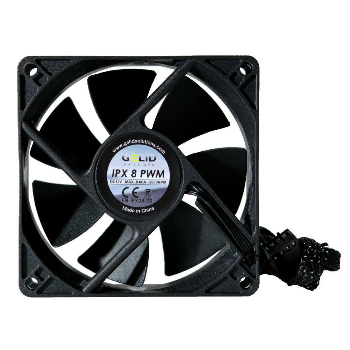 Ventola Industriale IPX 80x80x25 IP56 PWM