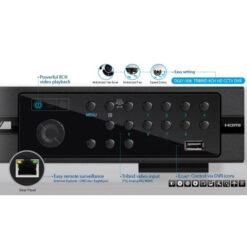 Videoregistratore 8 Canali Quadbrid HD CCTV DVR, DGD1308