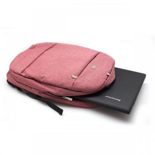Zainetto per notebook 17.3'' Vancouver Rosso