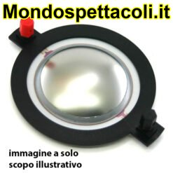 "B&C MMD012TN16B membrana per driver Woofers 5"" or less"