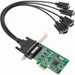 Scheda Seriale PCI express 4 porte DB9 CP-104EL-A