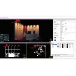 Capture 2019 Solo Edition Software di progettazione illuminotecnica e visualizzazione