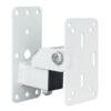 Compact Speaker wall bracket Bianco