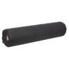 Deko-Molton, black, roll, 80cm 60m x 80cm