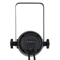 LED Pinspot Q4 Nero