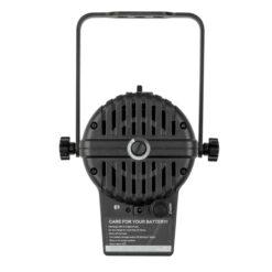 Performer Fresnel Mini 30W, 3100K, Dispositivo alimentato a batteria