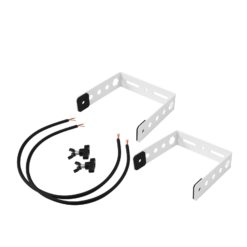 OMNITRONIC BOB-4 Extension Bracket white 2x