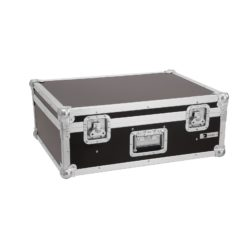 ROADINGER Flightcase 4x LED CBB-4