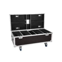 ROADINGER Flightcase 4x LED TMH-X Bar 5