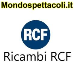 Ricambi RCF