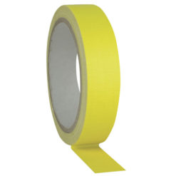 Gaffa Tape Neon Giallo 19mm / 25m