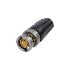 HD BNC Cable Connector Male