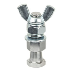 Spigot for Multigrip Clamp M10 x 25mm