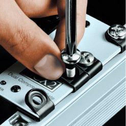 """Adam Hall 19"""" Parts Humfrees - Kit di Fissaggio M6"""