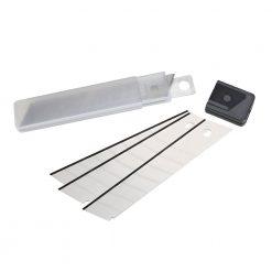 Adam Hall Accessories CUT 2 B - Lame a spezzare di 18 mm in dispenser da 10 unità