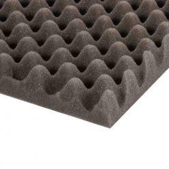 Adam Hall Hardware 019430 - Fonoassorbente bugnato grigio 30 mm