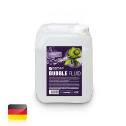 Cameo BUBBLE FLUID 5L - Liquido speciale per la generazione di bolle di sapone 5l