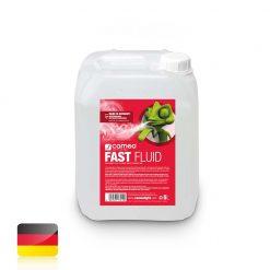 Cameo FAST FLUID 5 L - Liquido per fumo ad elevata densità e durata molto breve da 5 l