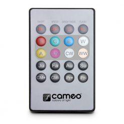 Cameo FLAT PAR CAN REMOTE - Telecomando a infrarossi per proiettore FLAT PAR CAN