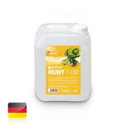 Cameo HEAVY FLUID 5L - Liquido effetto nebbia con densità molto elevata e lunga durata da 5l