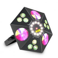 Cameo UVO - Proiettore LED multieffetto ''5 in 1''