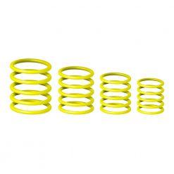 Gravity RP 5555 YEL 1 - Gravity Ring Pack universale, Sunshine Yellow