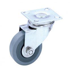 Guitel 3701 - Ruota Orientabile 50 mm con Ruota grigia