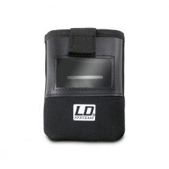 LD Systems BP POCKET 2 - Borsa per trasmettitore bodypack con finestra trasparente