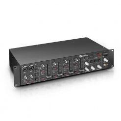 """LD Systems ZONE 423 - Mixer da 19"""" a 2 zone 2 U"""