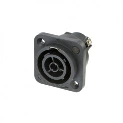 Neutrik NAC3FPX-ST-TOP - Presa da pannello per apparecchio, power out 250 V / 16 A, morsetti a vite