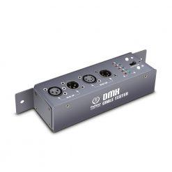 Palmer MCT DMX - Tester per cavi DMX e XLR da 3 / 5 poli