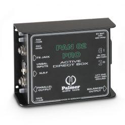 Palmer PAN 02 PRO - DI-Box attivo