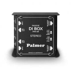 Palmer PAN 04 - DI-Box a 2 Canali passivo