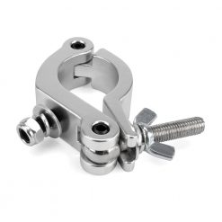 RIGGATEC 400200025 - Halfcoupler Side Entry Silver max. load 300 kg (48 - 51mm)