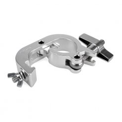 RIGGATEC 400200030 - Trigger Clamp Silver max. load 250kg (48 - 51 mm)