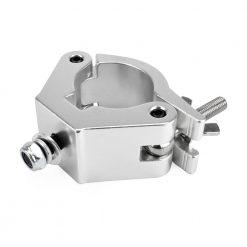 RIGGATEC 400200036 - Halfcoupler Heavy Silver max. load 750 kg (60 mm)