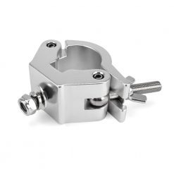 RIGGATEC 400200038 - Halfcoupler Heavy Silver max. 750 kg (48-51mm)  stainless steel