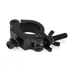 RIGGATEC 400200060 - Halfcoupler Slim Black max. load 200kg (48 - 51 mm)