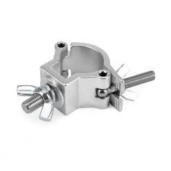RIGGATEC 400200960 - Halfcoupler Small Silver max. 75kg (32 - 35 mm)