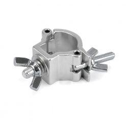 RIGGATEC 400200963 - Halfcoupler Small Silver max. 10kg (20 mm)