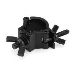 RIGGATEC 400200964 - Halfcoupler Small Black max. 10kg (20 mm)