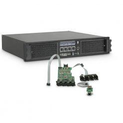 Ram Audio W 9044 DSP E - Finale di potenza PA 4 x 2200 W 4 Ohm incl. modulo DSP + Ethernet