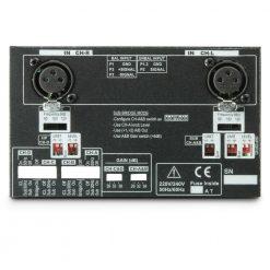 Ram Audio X OVER S - Modulo processore analogico per finali di potenza a 4 canali in serie S