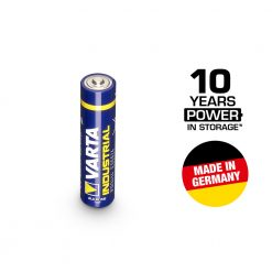 VARTA Batterien Industrial 4003 - Batteria MICRO AAA 1,5 V