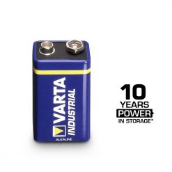 VARTA Batterien Industrial 4022 - Batteria 9 V
