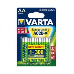VARTA Batterien Rechargeable Accu 5716 - Rechargeable Battery - AA Mignon - 2600 mAh